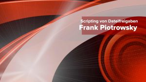Scripting Dateifreigaben