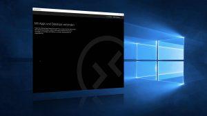Remotedesktop über Gateway verbinden
